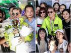 Fans tặng huy chương, cúp vàng cho Đàm Vĩnh Hưng dù không đạt giải tại MTV EMA