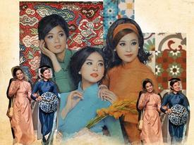 Bí mật lần đầu được tiết lộ đằng sau những chiếc áo dài của 'Cô Ba Sài Gòn'