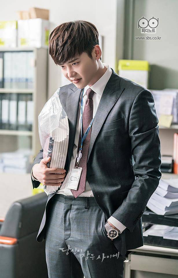 Khi nàng say giấc tập cuối: Lee Jong Suk hôn Suzy cực ngọt ngào-8