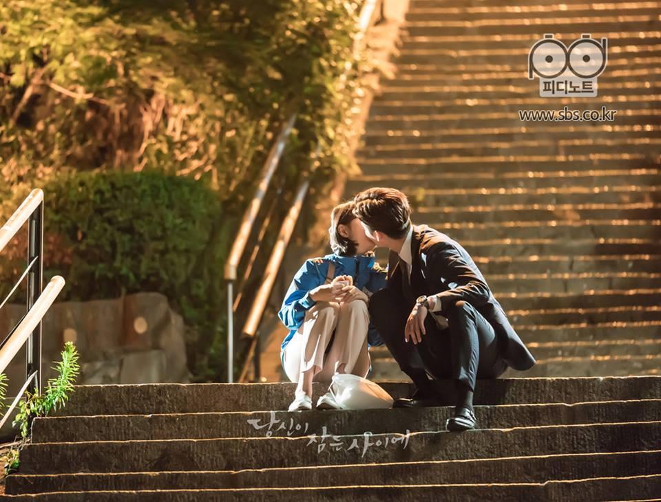 Khi nàng say giấc tập cuối: Lee Jong Suk hôn Suzy cực ngọt ngào-9