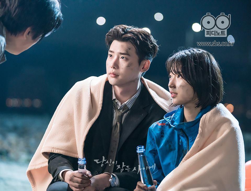 Khi nàng say giấc tập cuối: Lee Jong Suk hôn Suzy cực ngọt ngào-10