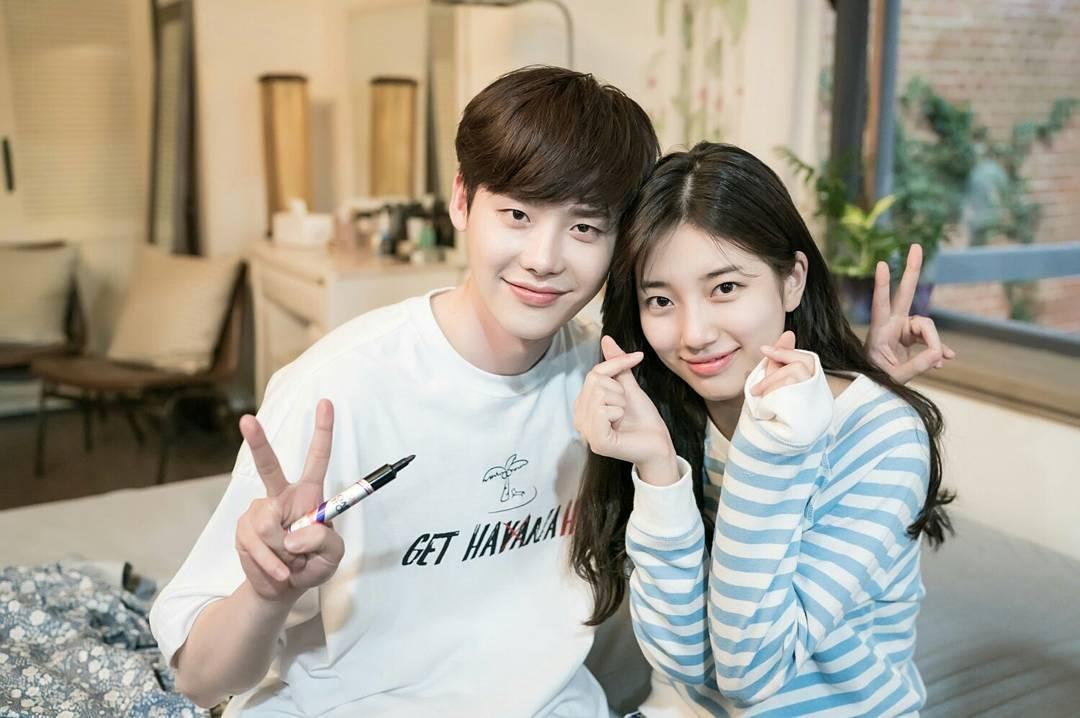 Khi nàng say giấc tập cuối: Lee Jong Suk hôn Suzy cực ngọt ngào-11