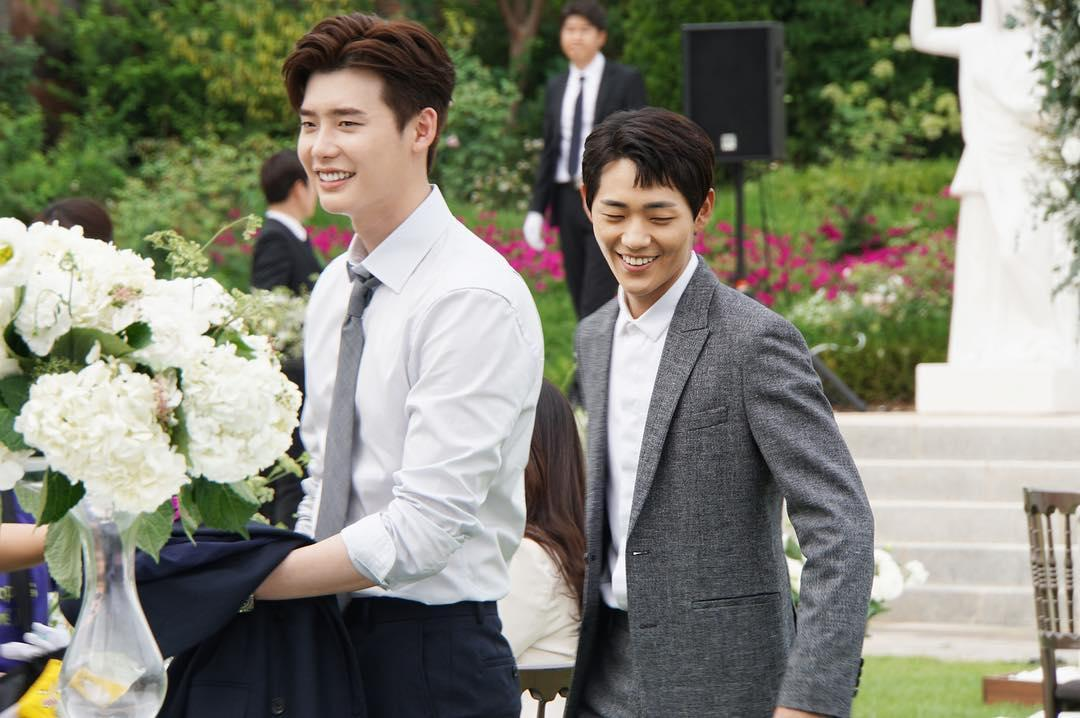 Khi nàng say giấc tập cuối: Lee Jong Suk hôn Suzy cực ngọt ngào-14