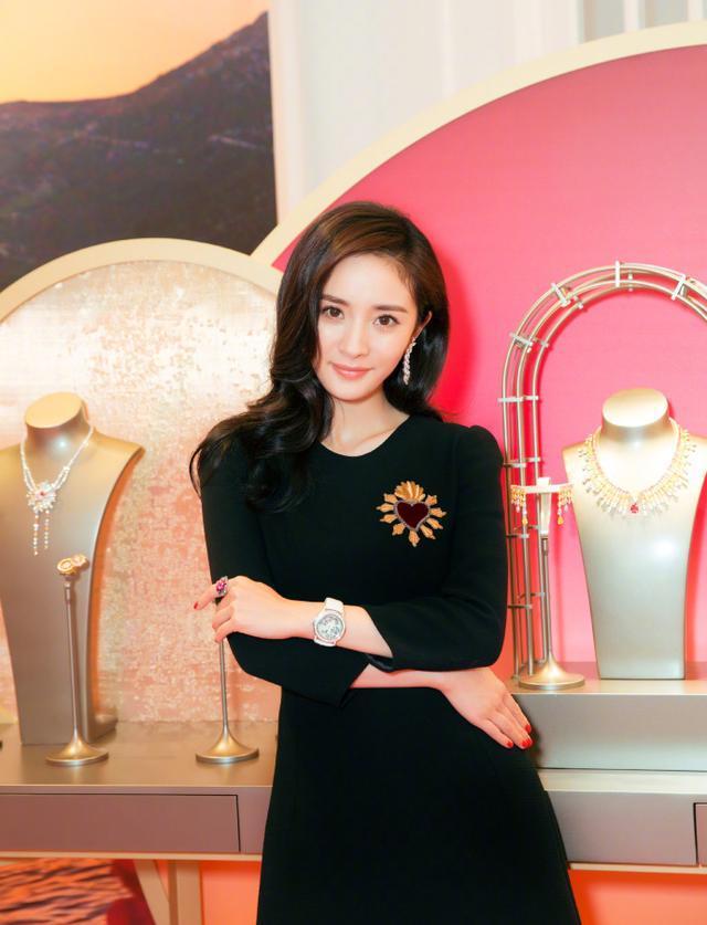 Cư dân mạng chỉ trích Dương Mịch tham công tiếc việc, 3 tháng không về nhà thăm con-3