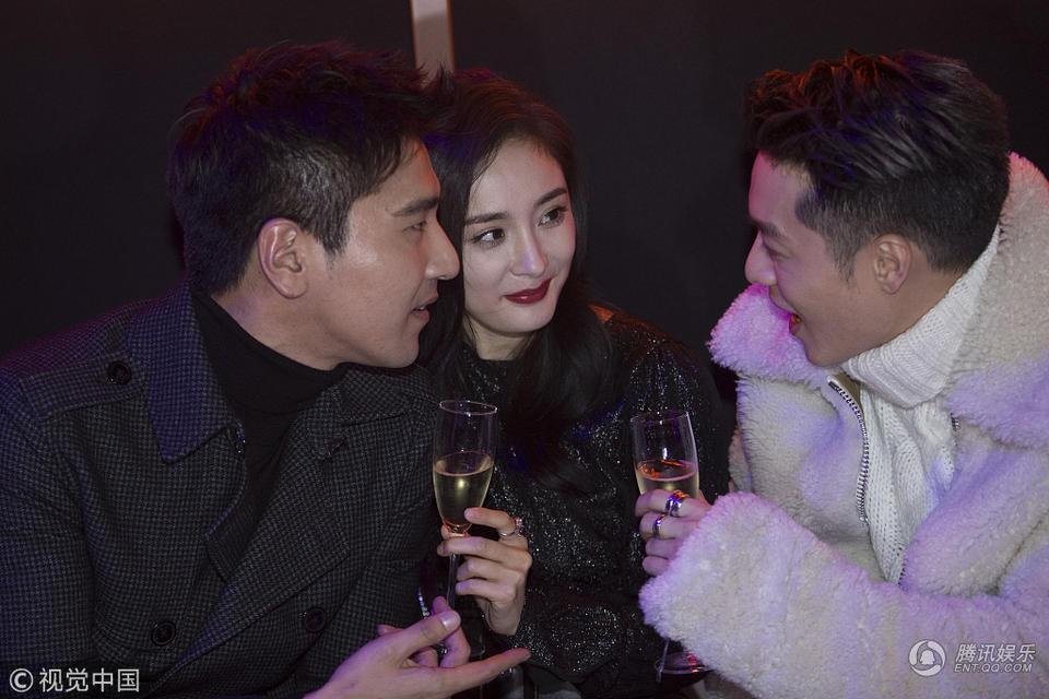 Cư dân mạng chỉ trích Dương Mịch tham công tiếc việc, 3 tháng không về nhà thăm con-4
