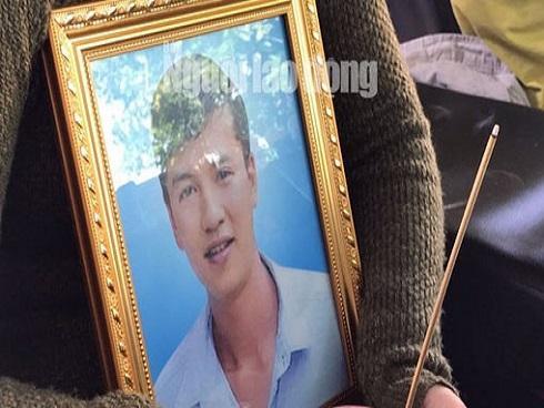 Nao lòng cảnh người nhà nhận thi thể tử tù Nguyễn Hải Dương