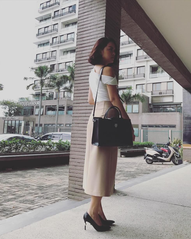 Tin sao Việt: Tóc Tiên tiết lộ bí mật phía sau bức hình sexy-12