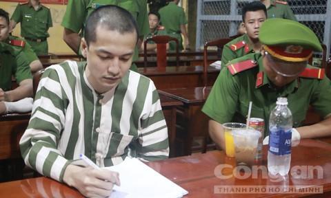 Bữa ăn cuối cùng của tử tù Nguyễn Hải Dương-1