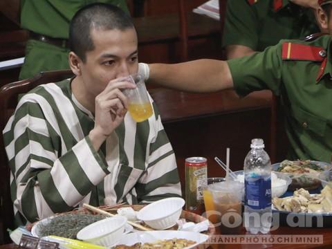 Bữa ăn cuối cùng của tử tù Nguyễn Hải Dương-5