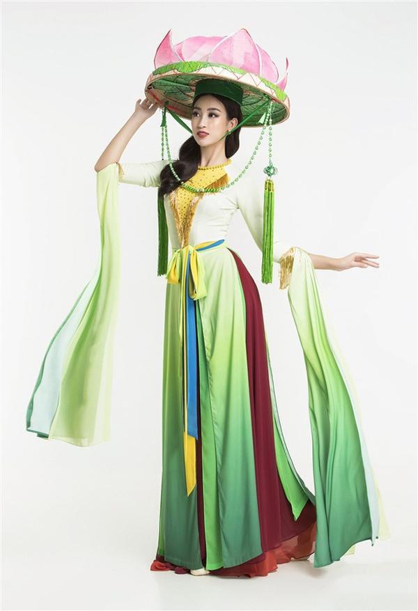 Hé lộ hình ảnh đầu tiên về trang phục dạ hội Đỗ Mỹ Linh sẽ diện trong đêm chung kết-9