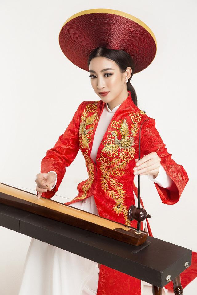 Hé lộ hình ảnh đầu tiên về trang phục dạ hội Đỗ Mỹ Linh sẽ diện trong đêm chung kết-4
