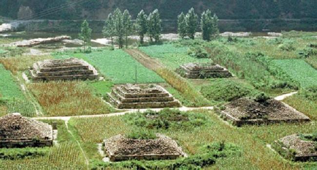 Những bí ẩn về kim tự tháp cổ đại Trung Quốc hàng nghìn năm vẫn chưa có lời giải-4