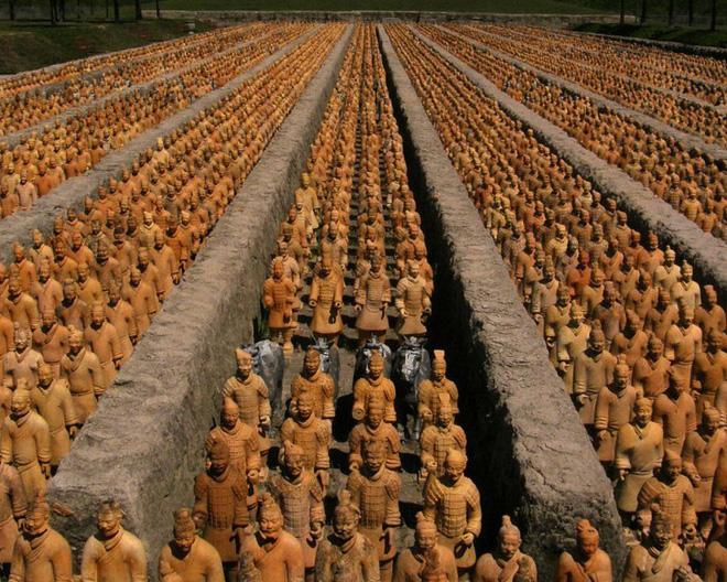 Những bí ẩn về kim tự tháp cổ đại Trung Quốc hàng nghìn năm vẫn chưa có lời giải-8