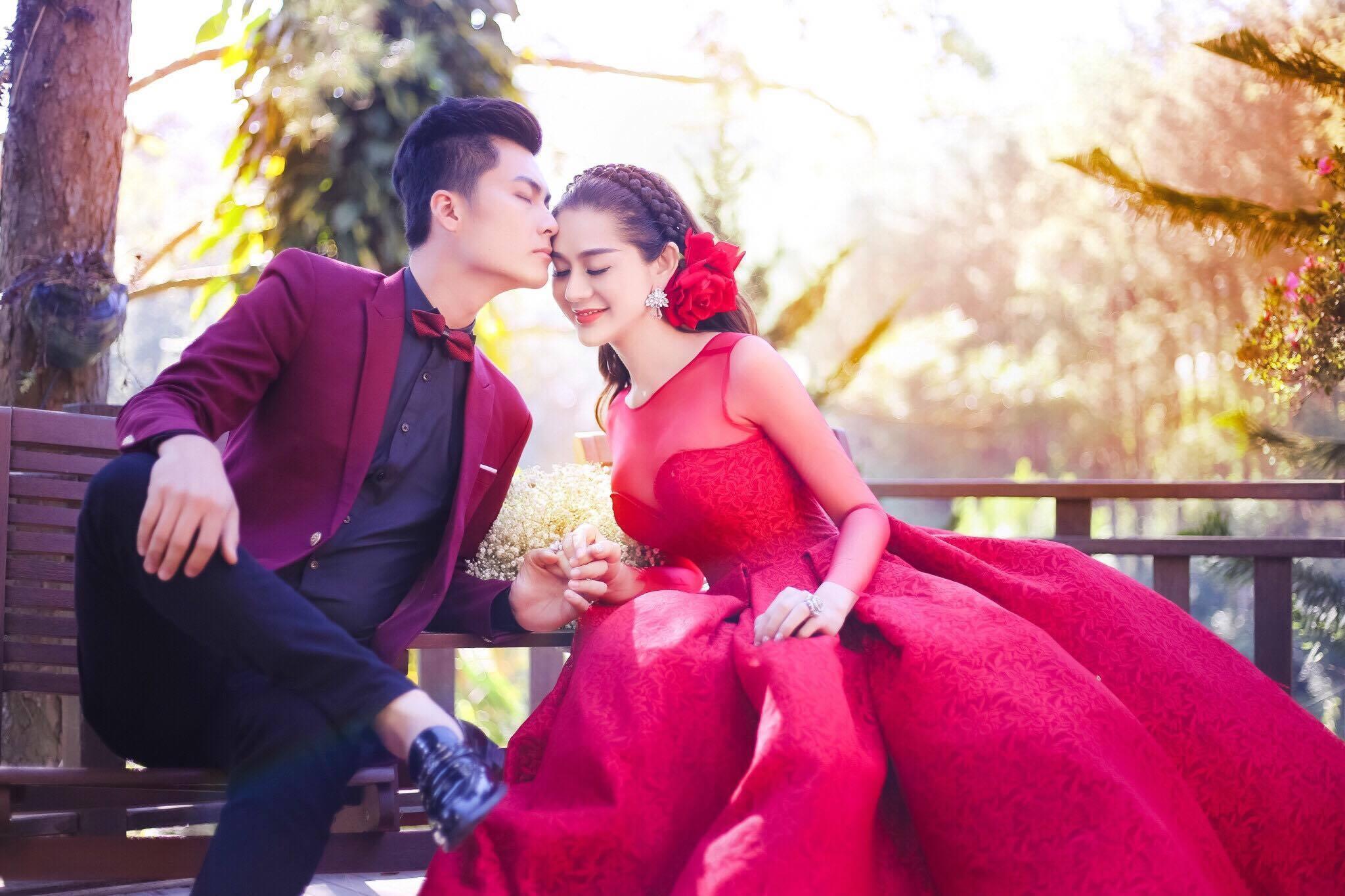 Clip: Hậu trường chụp ảnh cưới lãng mạn của Lâm Khánh Chi và chồng trên bãi biển-7