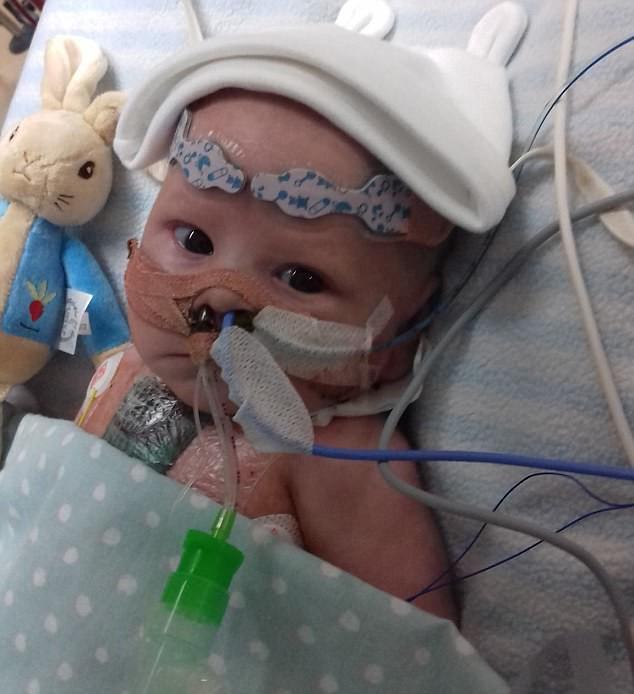 Rơi nước mắt với bức thư người mẹ cầu xin mọi người hiến tim cho con trai-1