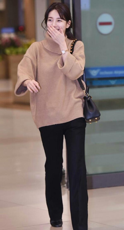 Dù chia tay nhưng Suzy và Lee Min Ho từng là cặp đôi phong cách nhất xứ Hàn-2