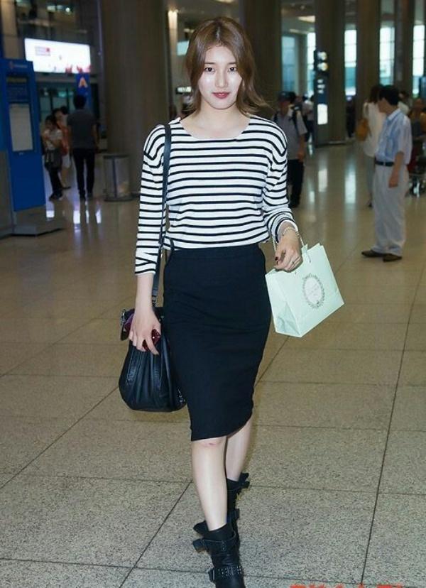 Dù chia tay nhưng Suzy và Lee Min Ho từng là cặp đôi phong cách nhất xứ Hàn-4