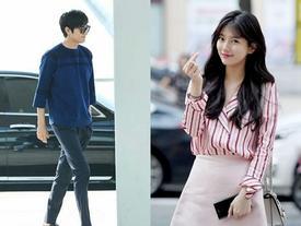 Dù chia tay nhưng Suzy và Lee Min Ho từng là cặp đôi phong cách nhất xứ Hàn