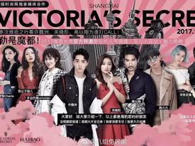 Khó hiểu với dàn khách mời toàn sao hạng B của Victoria's Secret tại Trung Quốc