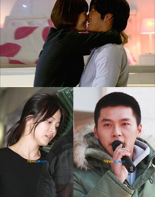 Hyun Bin - Song Hye Kyo, Lee Min Ho - Suzy đều chia tay vì nhập ngũ-2