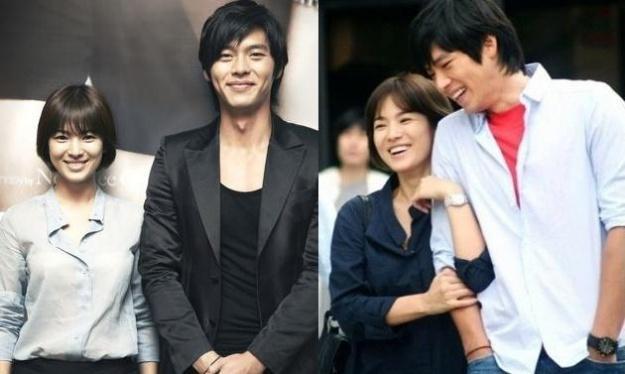 Hyun Bin - Song Hye Kyo, Lee Min Ho - Suzy đều chia tay vì nhập ngũ-3