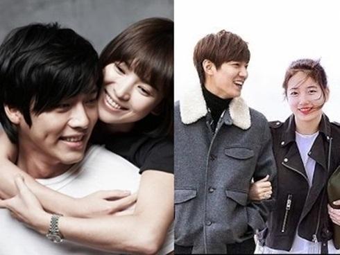 Hyun Bin - Song Hye Kyo, Lee Min Ho - Suzy đều chia tay vì nhập ngũ