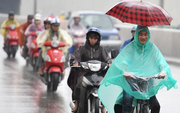 Dự báo thời tiết 18/11: Nguy cơ bão số 14, miền Bắc mưa rét-1