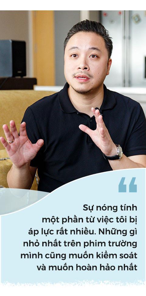 Victor Vũ: Tôi đã xin lỗi Nhã Phương sau khi đập màn hình ở phim trường-8
