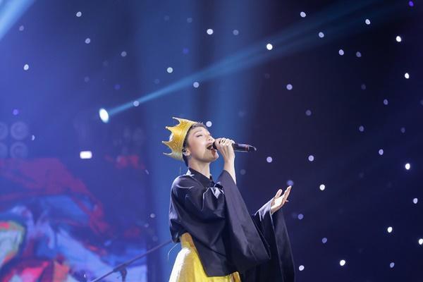 Miu Lê xắn tay áo phản pháo nhà sản xuất quá ác khi liên tục chê cô hát dở-1