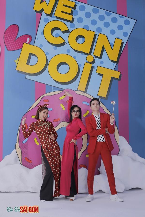 Lan Ngọc, S.T nhảy tưng bừng cùng truyền nhân đời thứ 20 của Cô Ba Sài Gòn-7