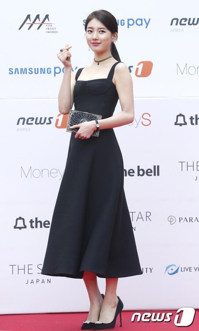 Cùng một chiếc đầm Dior: Triệu Lệ Dĩnh bị chê tới tấp, Suzy thì đẹp rạng ngời dù đã chia tay Lee Min Ho-2