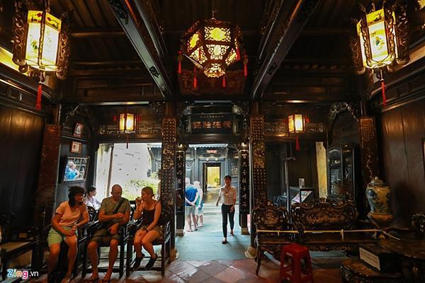 Nhà cổ hơn 200 tuổi độc đáo ở Hội An-2