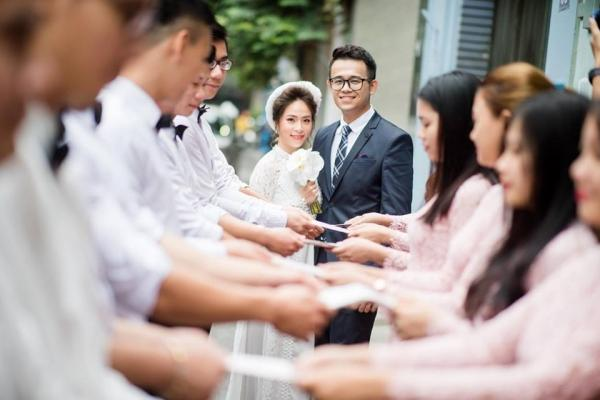 MC Đức Bảo của Cà phê sáng bất ngờ làm lễ đính hôn cùng cô dâu tương lai xinh đẹp-5