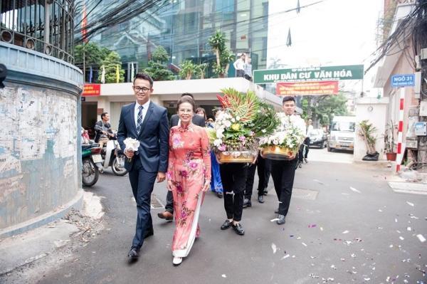 MC Đức Bảo của Cà phê sáng bất ngờ làm lễ đính hôn cùng cô dâu tương lai xinh đẹp-6