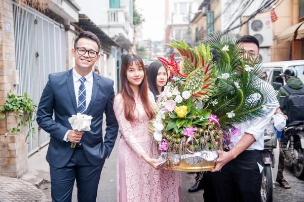 MC Đức Bảo của Cà phê sáng bất ngờ làm lễ đính hôn cùng cô dâu tương lai xinh đẹp-7