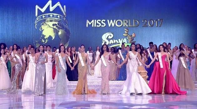 Đỗ Mỹ Linh chiến thắng giải Hoa hậu Nhân Ái-1