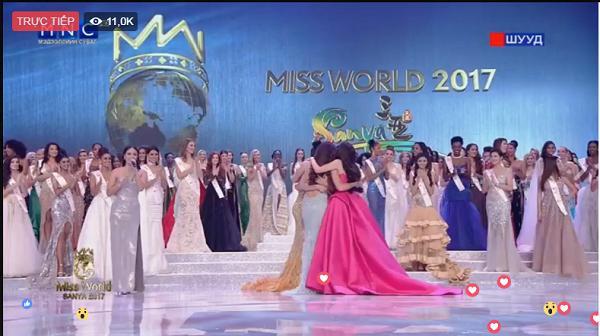 Đỗ Mỹ Linh chiến thắng giải Hoa hậu Nhân Ái-2