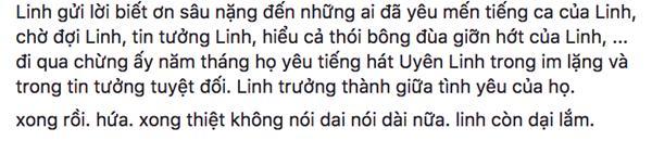 Uyên Linh nói về lùm xùm đá xéo Taylor Swift: Tôi hâm mộ cô ấy còn không hết-2