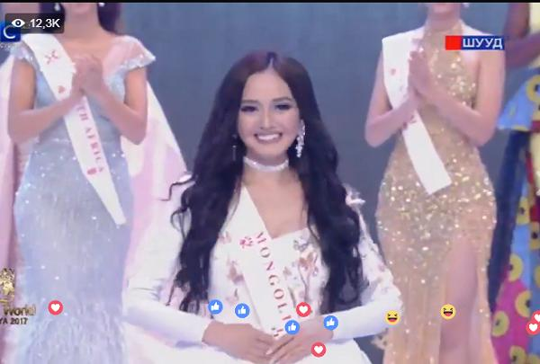 Đỗ Mỹ Linh trượt top 15 người đẹp nhất Miss World 2017-2