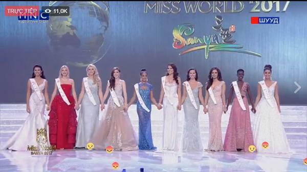Công bố top 10 Hoa hậu Thế giới 2017-2