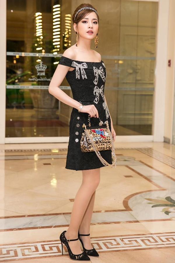 Chi Pu đụng váy 115 triệu với Thảo Tiên - đệ nhất Rich kids of Vietnam, mỗi người mặc lại ra một phong cách-2