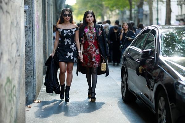 Chi Pu đụng váy 115 triệu với Thảo Tiên - đệ nhất Rich kids of Vietnam, mỗi người mặc lại ra một phong cách-4