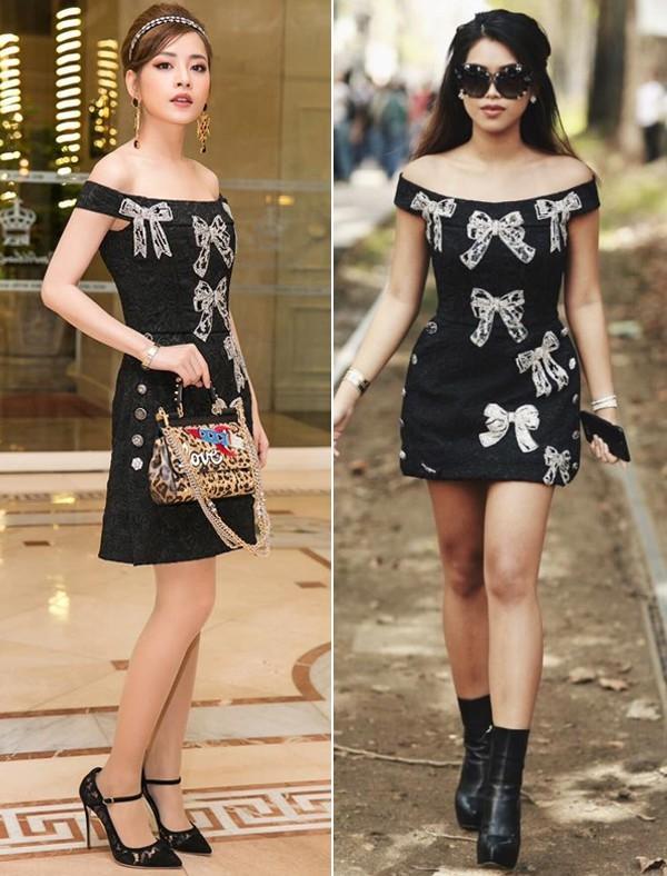 Chi Pu đụng váy 115 triệu với Thảo Tiên - đệ nhất Rich kids of Vietnam, mỗi người mặc lại ra một phong cách-9