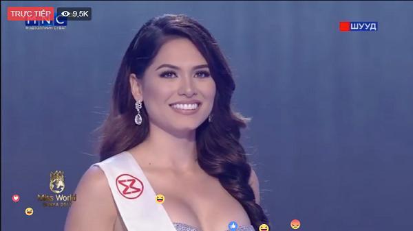 Công bố top 5 người đẹp bước vào vòng thi Ứng xử-6