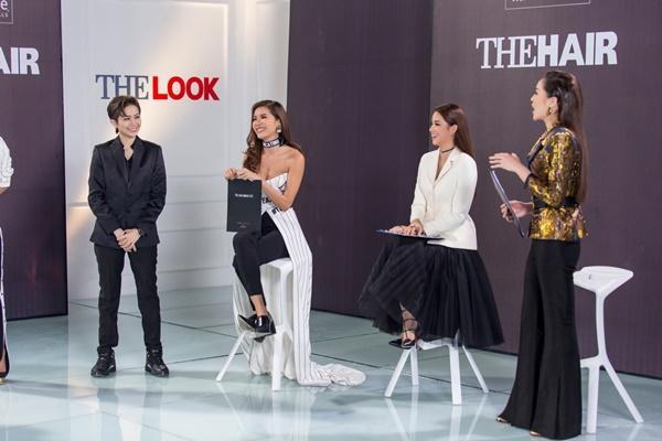 The Look 2017 : Phạm Hương than trời vì mình dễ thương nhưng ai cũng sợ-1