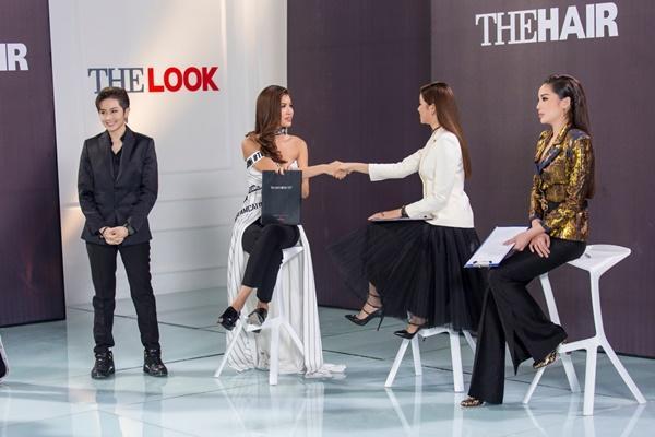 The Look 2017 : Phạm Hương than trời vì mình dễ thương nhưng ai cũng sợ-2