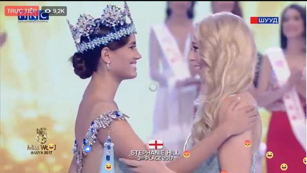 Nhan sắc Ấn Độ đăng quang Hoa hậu Thế giới 2017-4