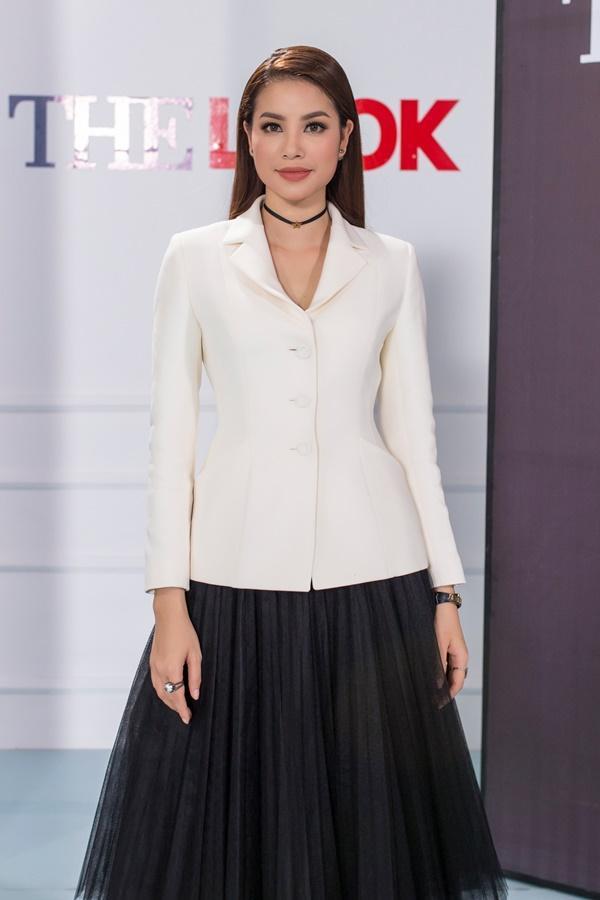 The Look 2017 : Phạm Hương than trời vì mình dễ thương nhưng ai cũng sợ-6