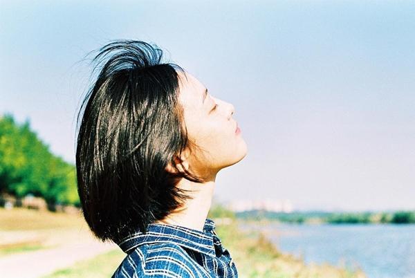 Cô bạn Hàn Quốc tóc ngắn xinh như bước ra từ tiểu thuyết-13