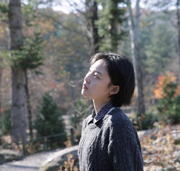 Cô bạn Hàn Quốc tóc ngắn xinh như bước ra từ tiểu thuyết-8